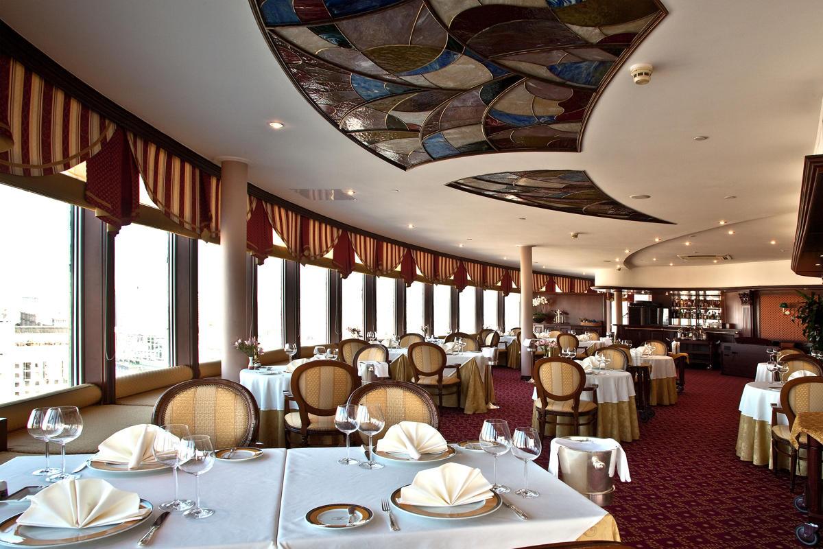 Панорамный Ресторан Панорама фото