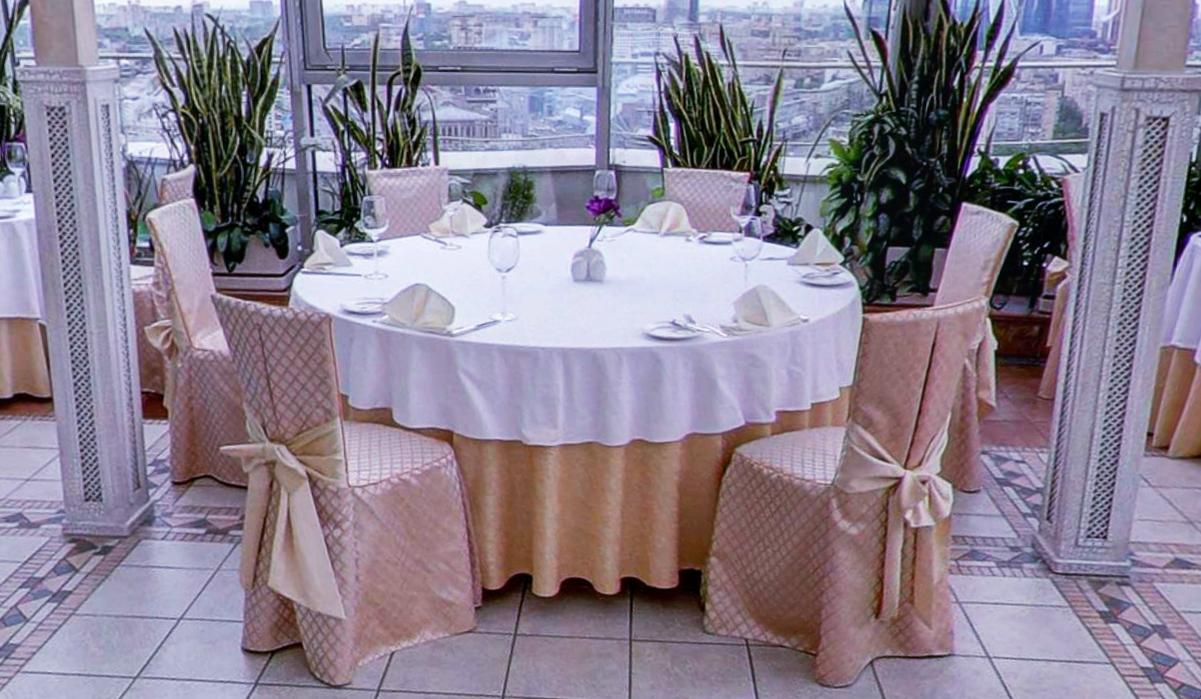 Панорамный Ресторан в гостинице Зимний Сад фото 23