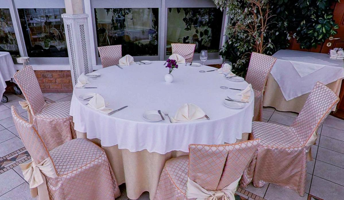 Панорамный Ресторан в гостинице Зимний Сад фото 24