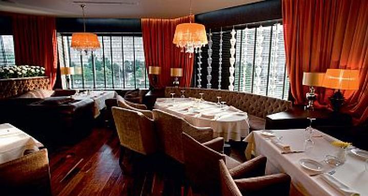 Ресторан Чайка на Марксистской (Таганская) фото 3