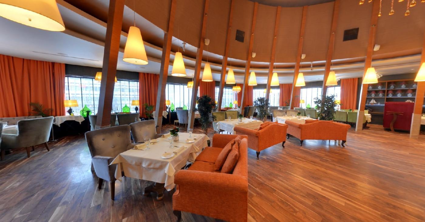 Ресторан Чайка на Марксистской (Таганская) фото