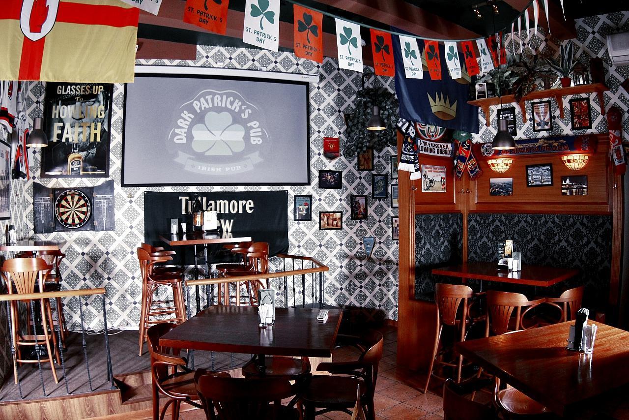 Ирландский Паб Dark Patrick's Pub (Дарк Патрик Паб на Лубянке) фото 3