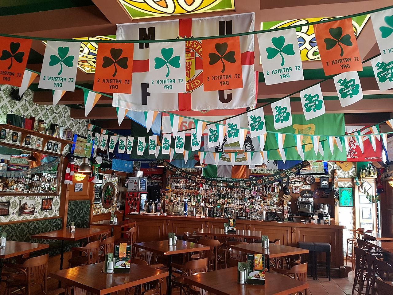 Ирландский Паб Dark Patrick's Pub (Дарк Патрик Паб на Лубянке) фото 15
