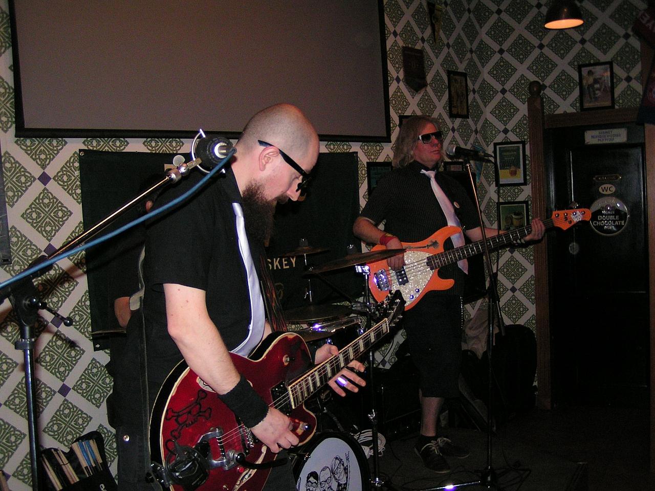 Ирландский Паб Dark Patrick's Pub (Дарк Патрик Паб на Лубянке) фото 33