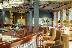 Панорамный Ресторан Трамплин на Воробьевых Горах фото 4