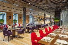 Панорамный Ресторан Трамплин на Воробьевых Горах фото 6