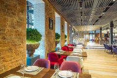 Панорамный Ресторан Трамплин на Воробьевых Горах фото 7