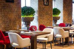 Панорамный Ресторан Трамплин на Воробьевых Горах фото 9