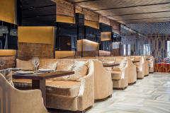 Панорамный Ресторан Трамплин на Воробьевых Горах фото 10