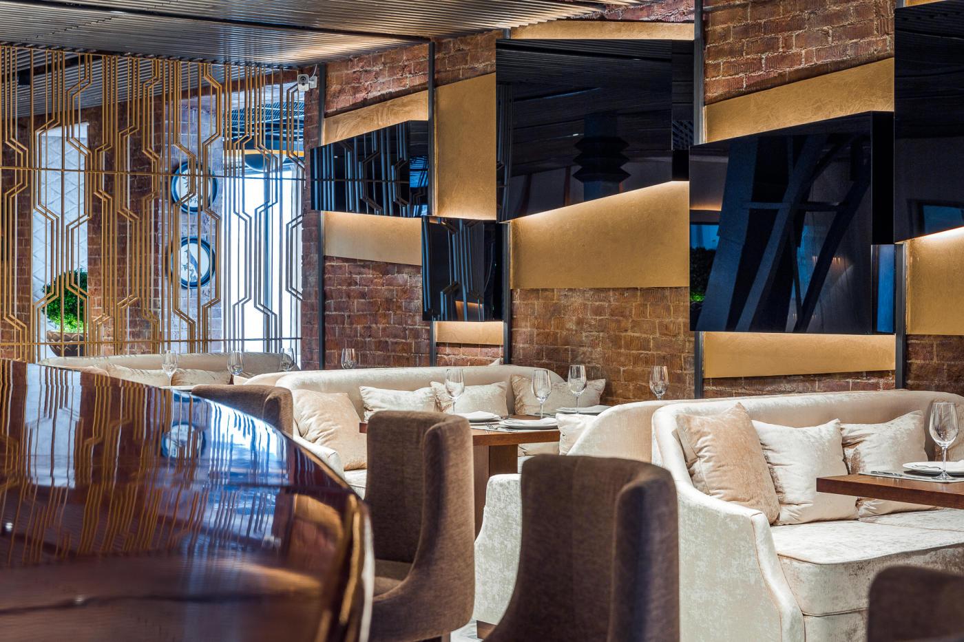 Панорамный Ресторан Трамплин на Воробьевых Горах фото 12