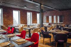 Панорамный Ресторан Трамплин на Воробьевых Горах фото 13