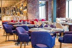 Панорамный Ресторан Трамплин на Воробьевых Горах фото 17