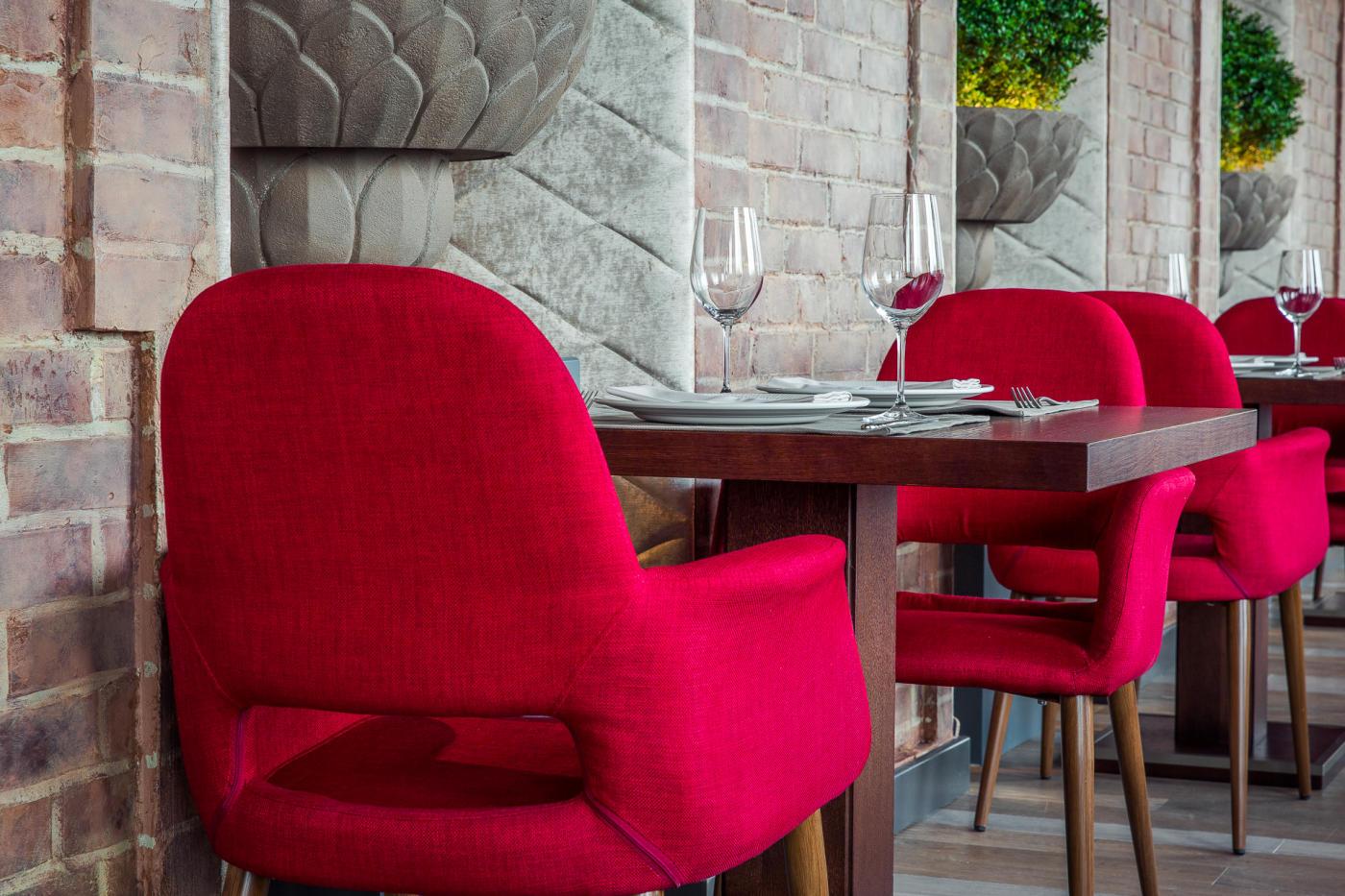 Панорамный Ресторан Трамплин на Воробьевых Горах фото 22