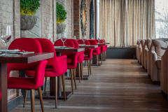 Панорамный Ресторан Трамплин на Воробьевых Горах фото 23