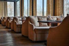 Панорамный Ресторан Трамплин на Воробьевых Горах фото 24