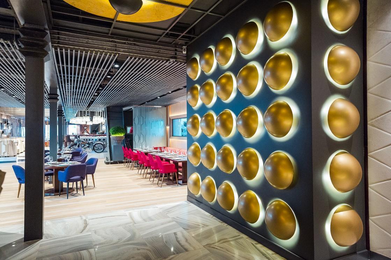 Панорамный Ресторан Трамплин на Воробьевых Горах фото 31