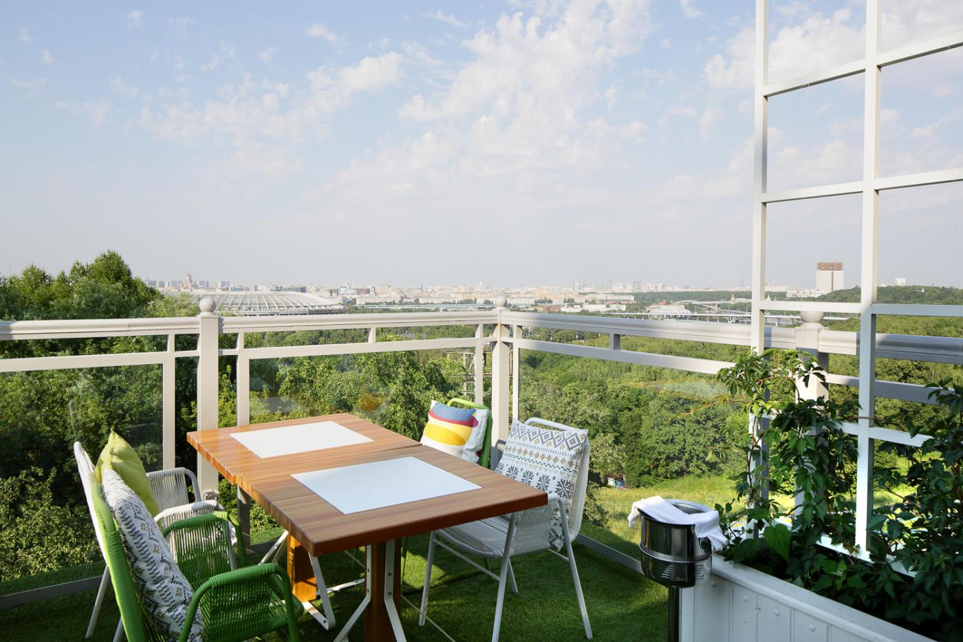 Панорамный Ресторан Трамплин на Воробьевых Горах фото 38