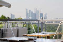 Панорамный Ресторан Трамплин на Воробьевых Горах фото 40