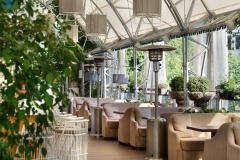 Панорамный Ресторан Трамплин на Воробьевых Горах фото 43