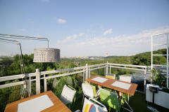 Панорамный Ресторан Трамплин на Воробьевых Горах фото 49