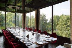 Панорамный Ресторан Трамплин на Воробьевых Горах фото 53