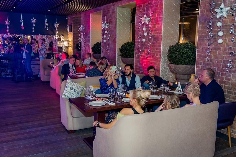 Панорамный Ресторан Трамплин на Воробьевых Горах фото 83