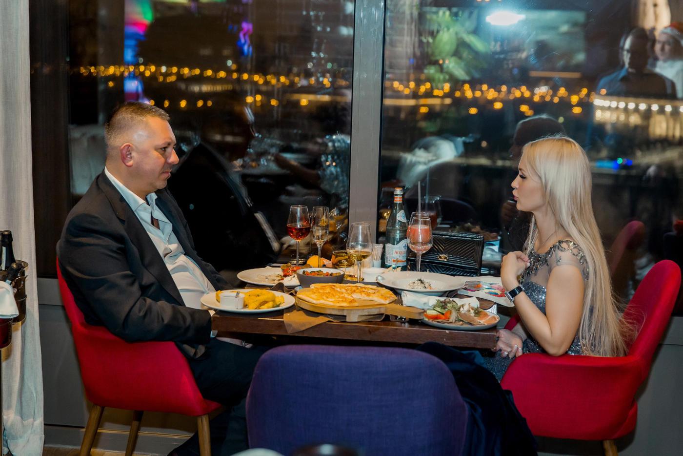 Панорамный Ресторан Трамплин на Воробьевых Горах фото 86