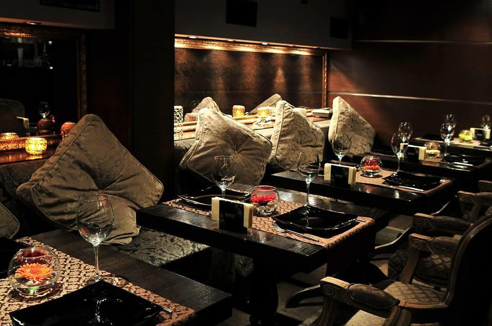 Кальян-бар Шиша на Большой Грузинской (Shisha Fusion Concept Lounge Bar) фото 3