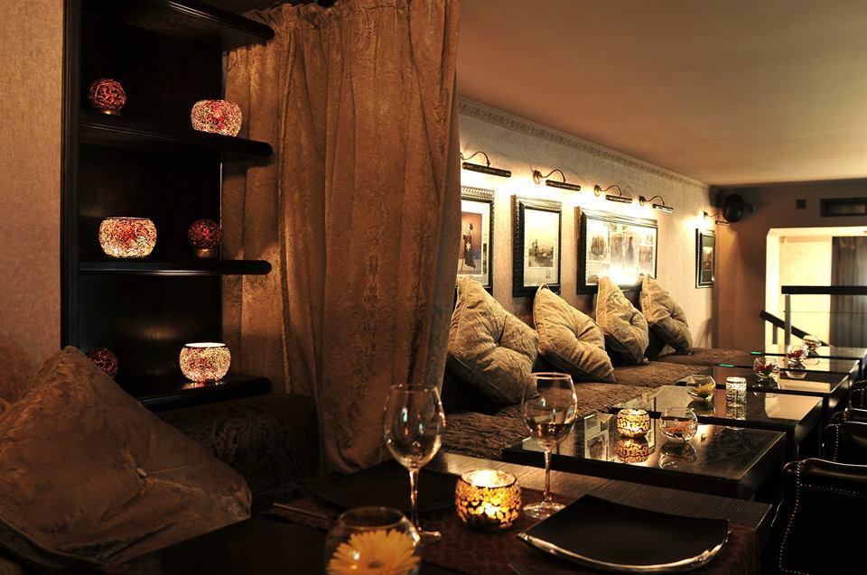 Кальян-бар Шиша на Большой Грузинской (Shisha Fusion Concept Lounge Bar) фото 4