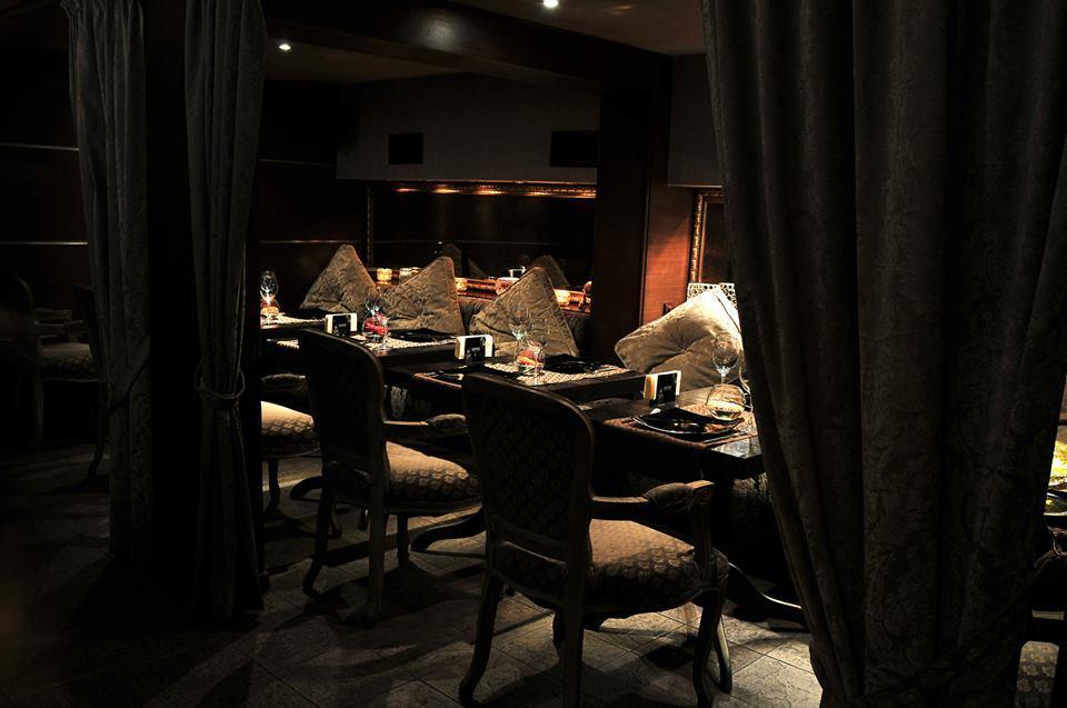 Кальян-бар Шиша на Большой Грузинской (Shisha Fusion Concept Lounge Bar) фото 6