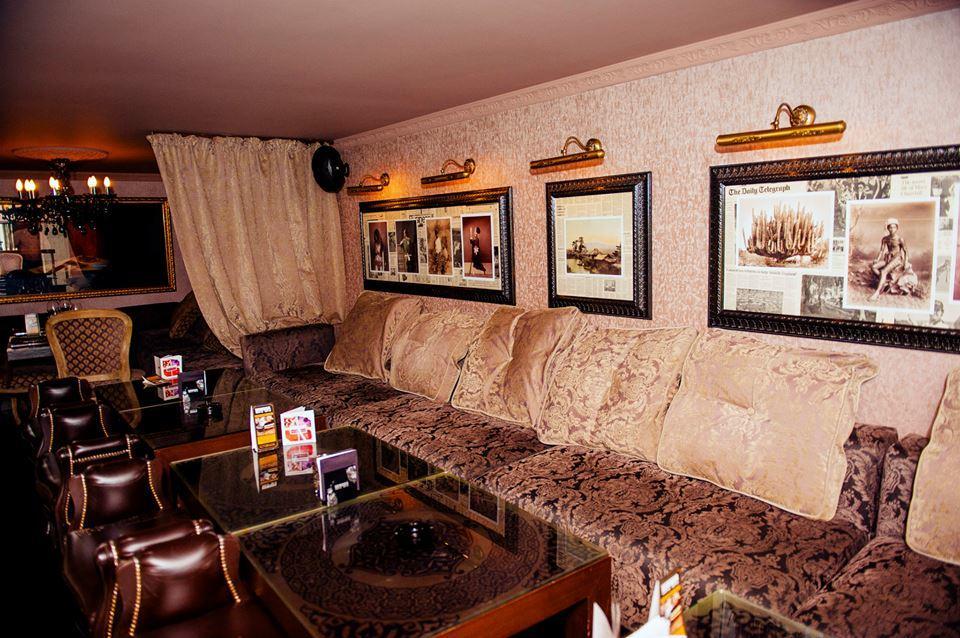 Кальян-бар Шиша на Большой Грузинской (Shisha Fusion Concept Lounge Bar) фото 7