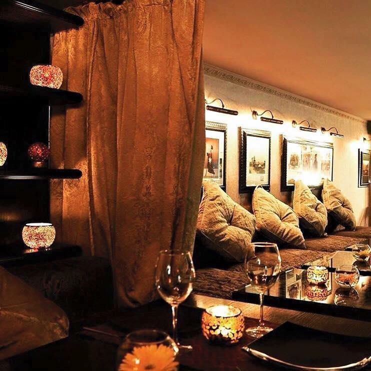 Кальян-бар Шиша на Большой Грузинской (Shisha Fusion Concept Lounge Bar) фото 8