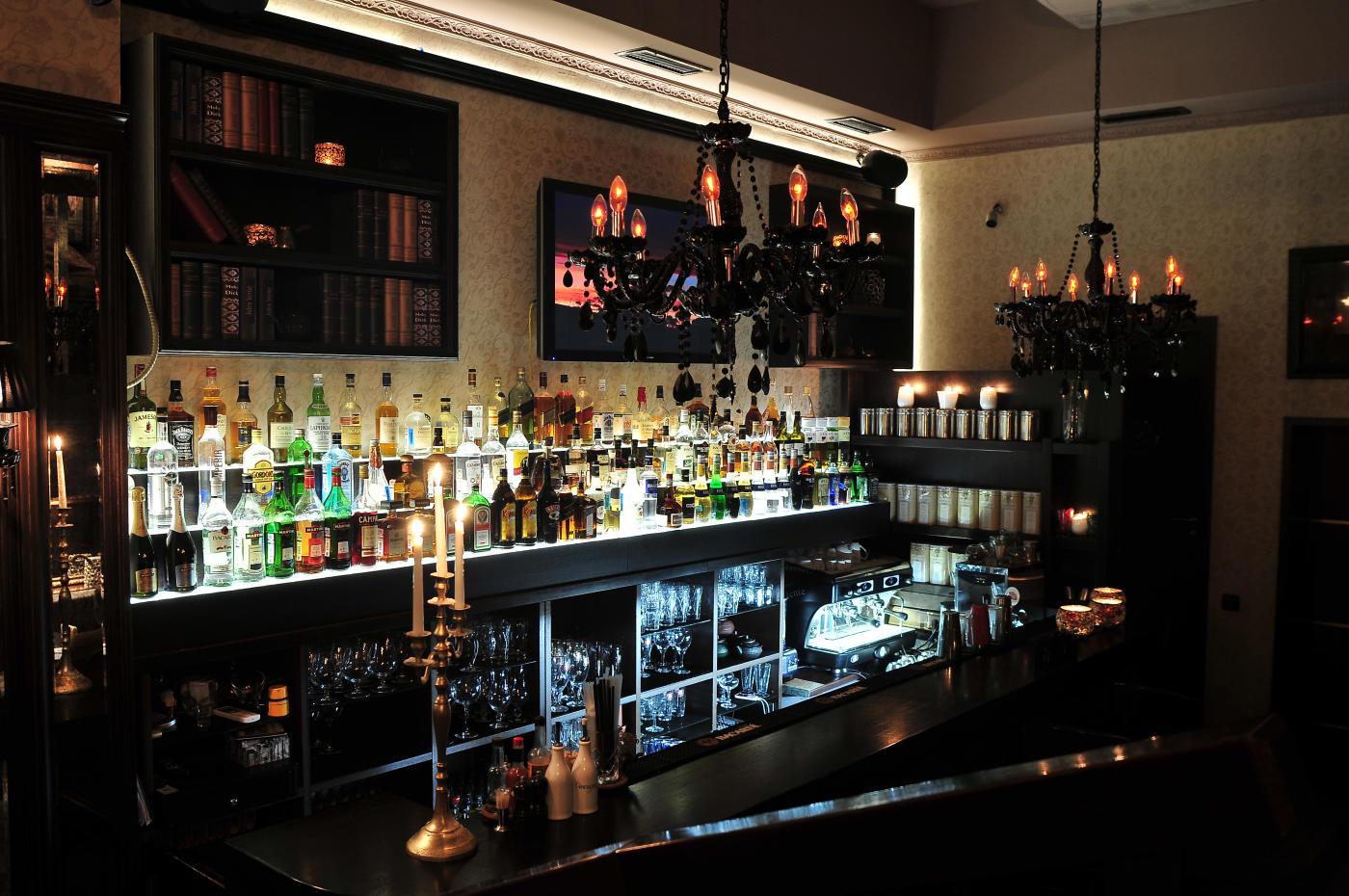Кальян-бар Шиша на Большой Грузинской (Shisha Fusion Concept Lounge Bar) фото 9