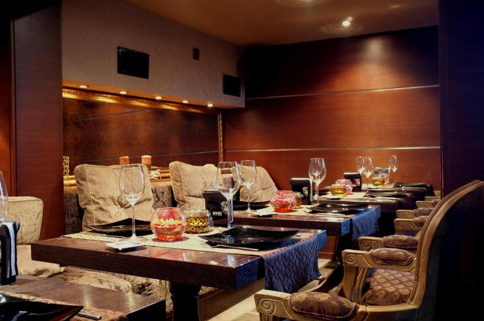 Кальян-бар Шиша на Большой Грузинской (Shisha Fusion Concept Lounge Bar) фото 1
