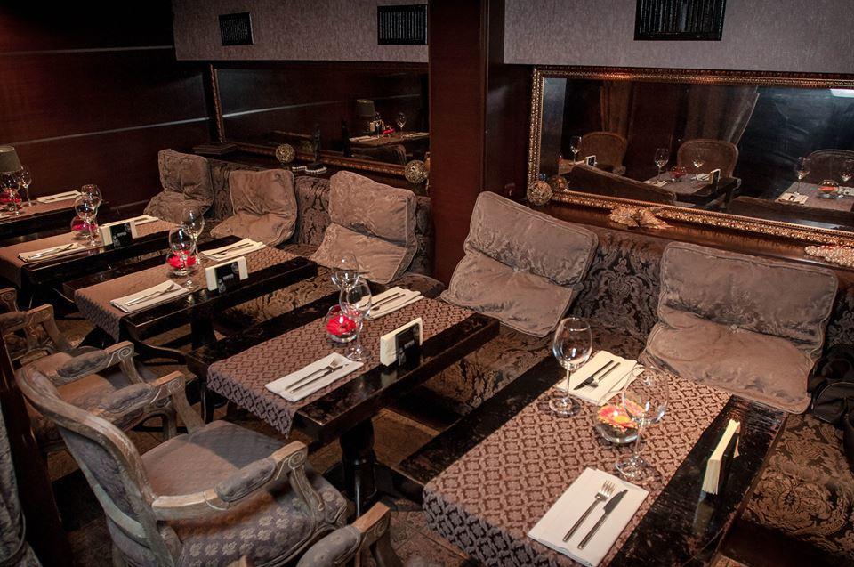 Кальян-бар Шиша на Большой Грузинской (Shisha Fusion Concept Lounge Bar) фото 12