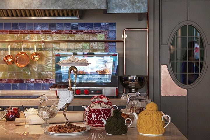 Кафе Юлина Кухня фото 15