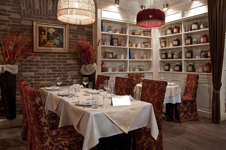 Сербский Ресторан Боэми (Boemi) фото 8