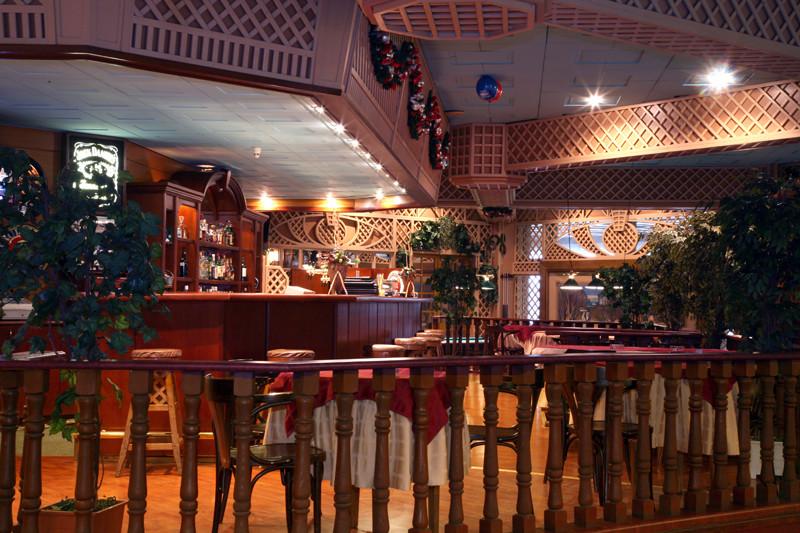 Ресторан дом на ленинском