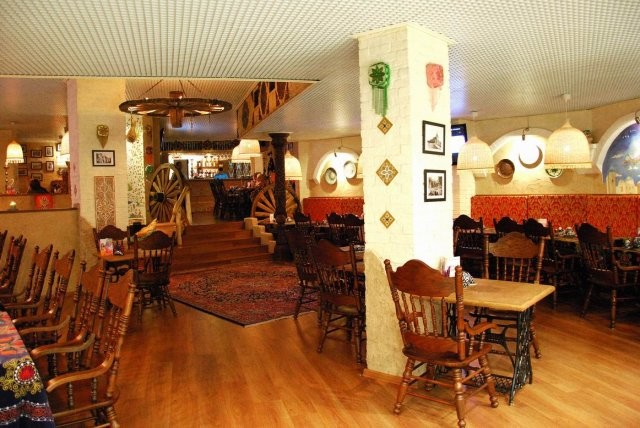 Ресторан Чайхана Алайский Базар на Шаболовской фото