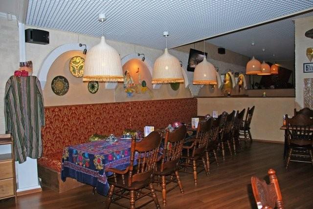 Ресторан Чайхана Алайский Базар на Шаболовской фото 8