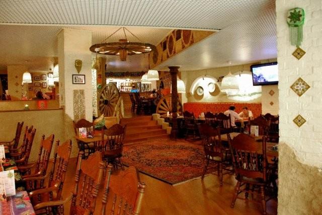 Ресторан Чайхана Алайский Базар на Шаболовской фото 7