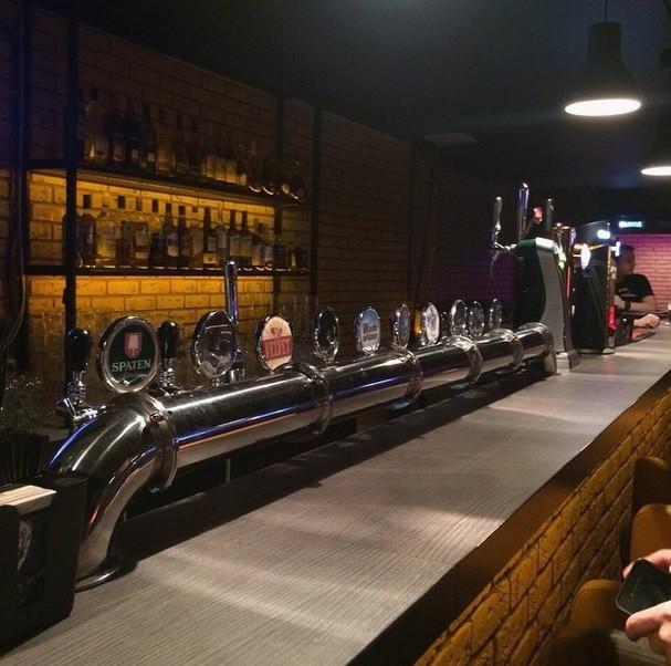 Ресторан Wheelie Pub (Вилли Паб) фото 5