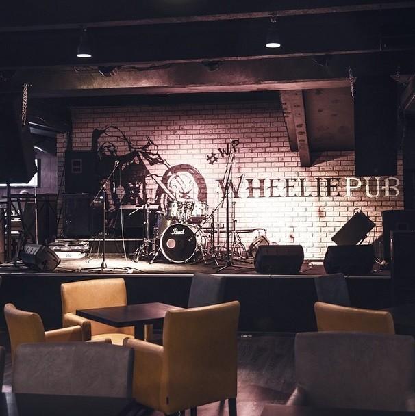 Ресторан Wheelie Pub (Вилли Паб) фото 1