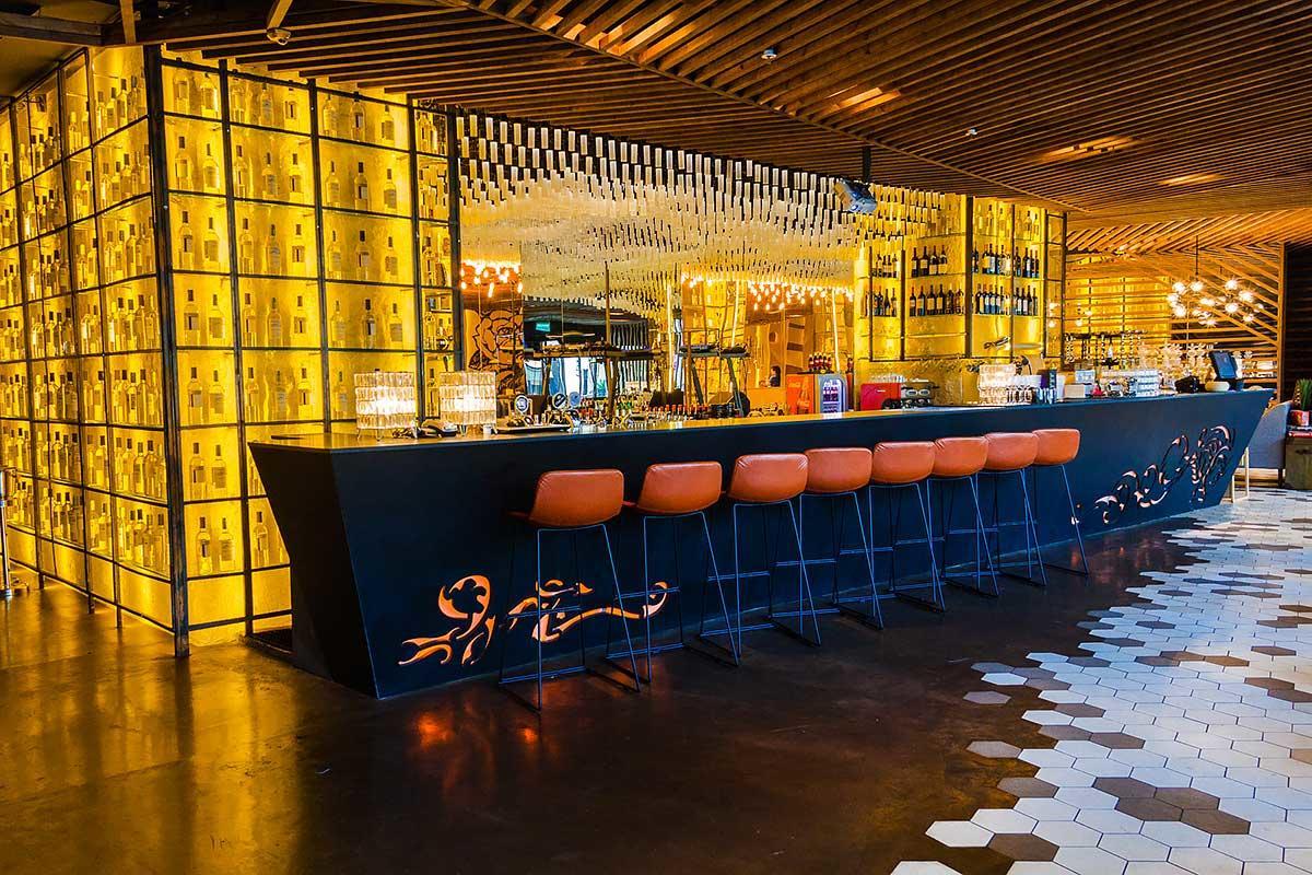 Восточный Ресторан Чайхона №1 на Деловом центре (Москва Сити) фото 19