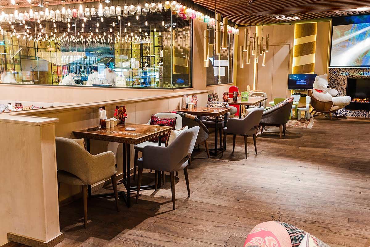 Восточный Ресторан Чайхона №1 на Деловом центре (Москва Сити) фото 17