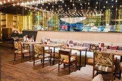 Восточный Ресторан Чайхона №1 на Деловом центре (Москва Сити) фото 11
