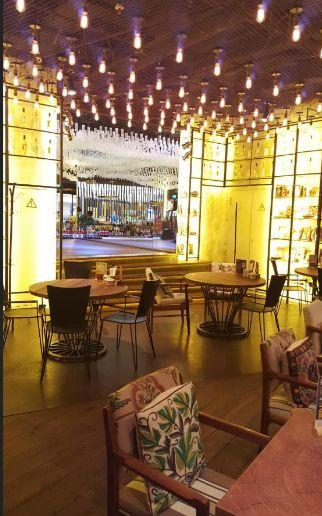 Ресторан Чайхона №1 в ТРЦ Афимолл Сити (Москва Сити) фото 24
