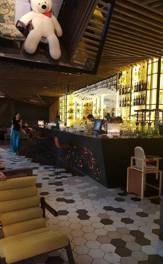 Ресторан Чайхона №1 в ТРЦ Афимолл Сити (Москва Сити) фото 25
