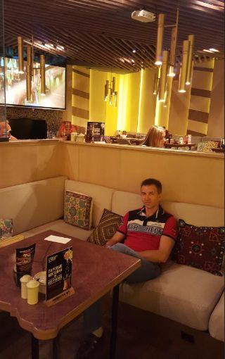 Ресторан Чайхона №1 в ТРЦ Афимолл Сити (Москва Сити) фото 27