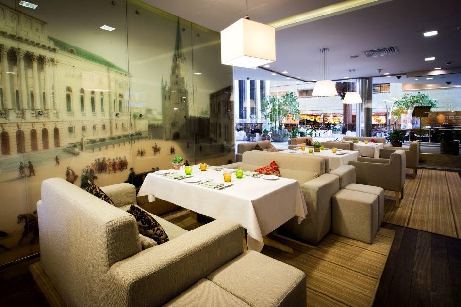 Ресторан Real Food Restaurant фото 6